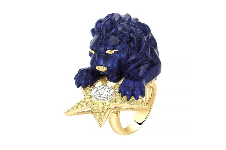 Chanel-Lion-San-Marco-Ring