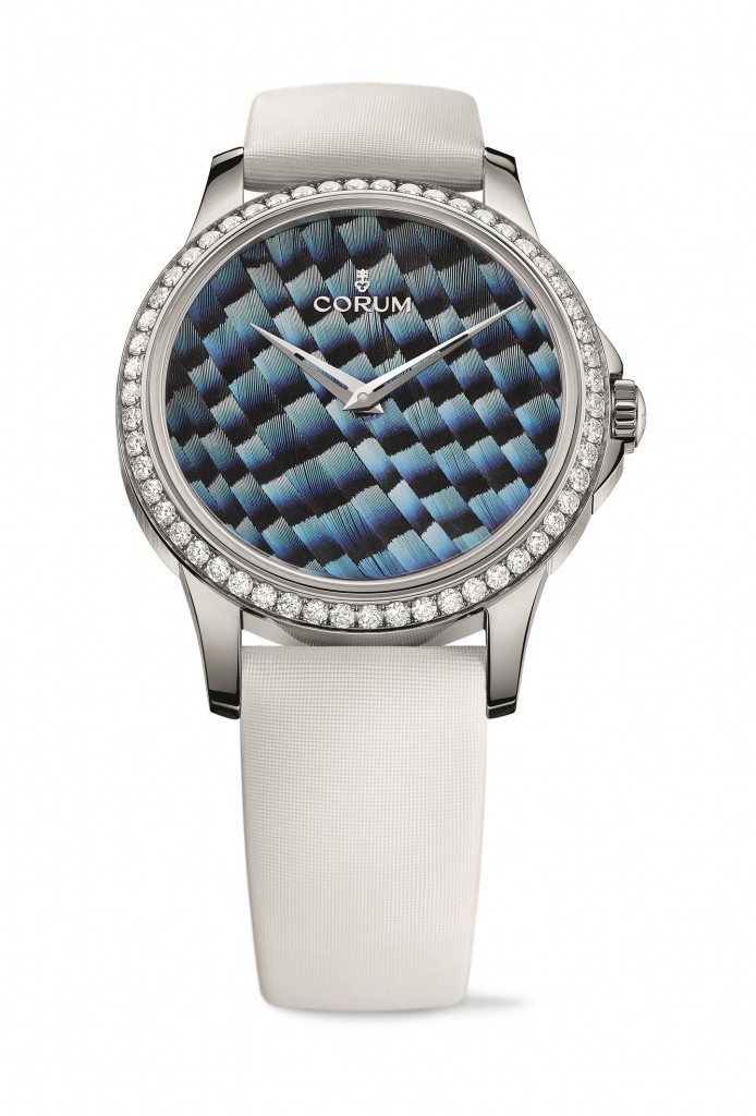 Corum Feather Watch