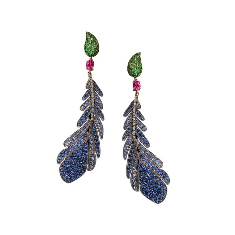 Nisan Ongwuthitham Earrings