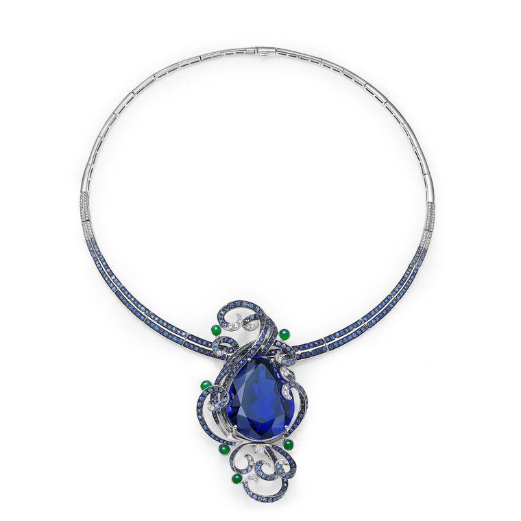 fei_liu_jewellery_103ct_tanzanite_necklace