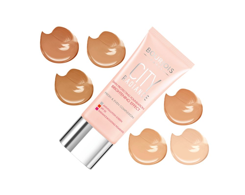 resized_Bourjois - City Radiance - Foundation shades 5 -AED79 - SAR81