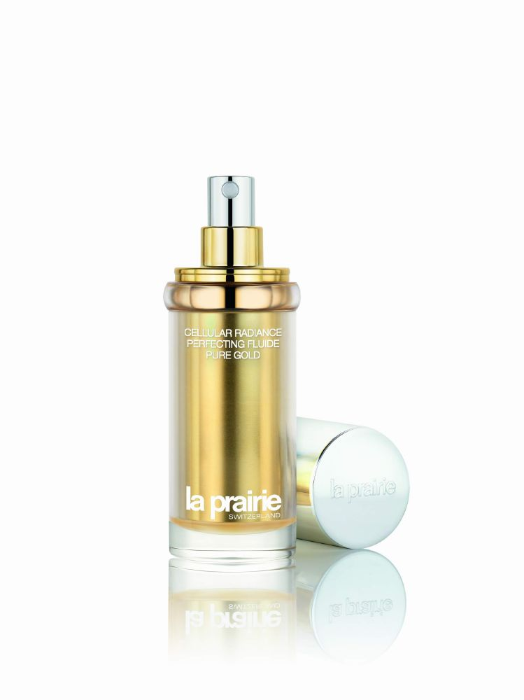 resized_La Prairie - Cellular Radiance Perfecting Fluide Pure Gold_Open