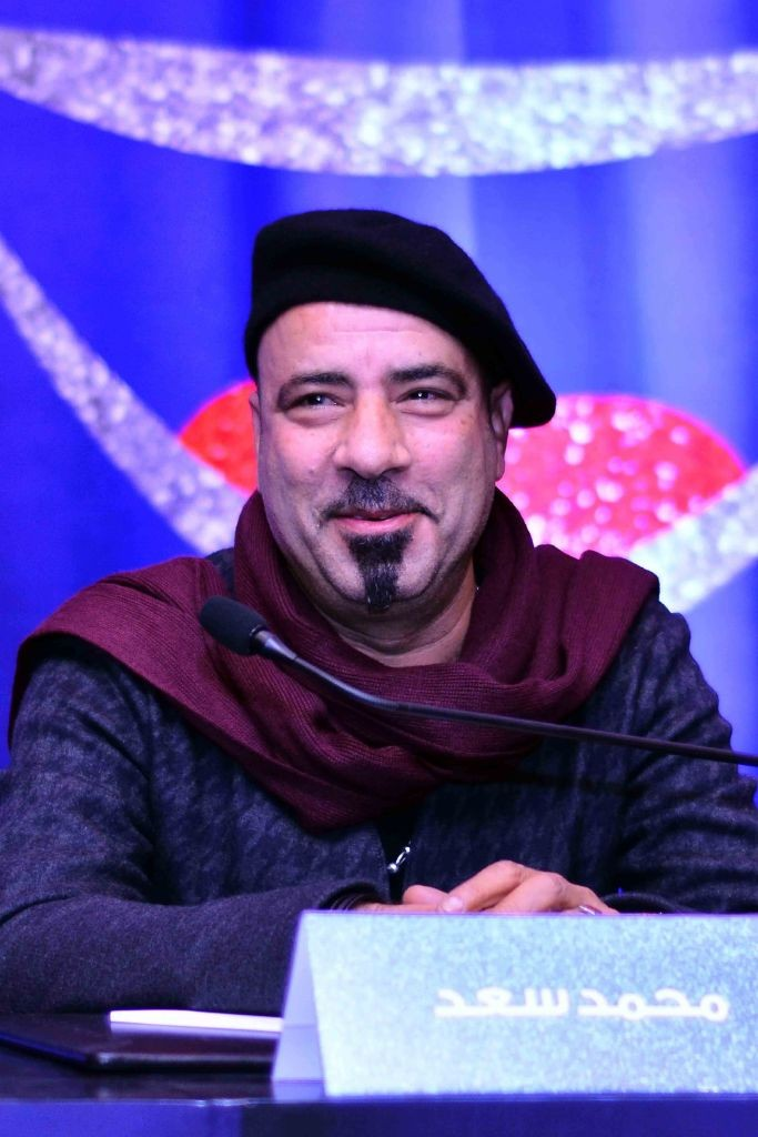 resized_MBC1 & MBC MASR - The Comedy Night Show - Wesh Al Sa3ed - Press Conference - Mohamed Saad (1)