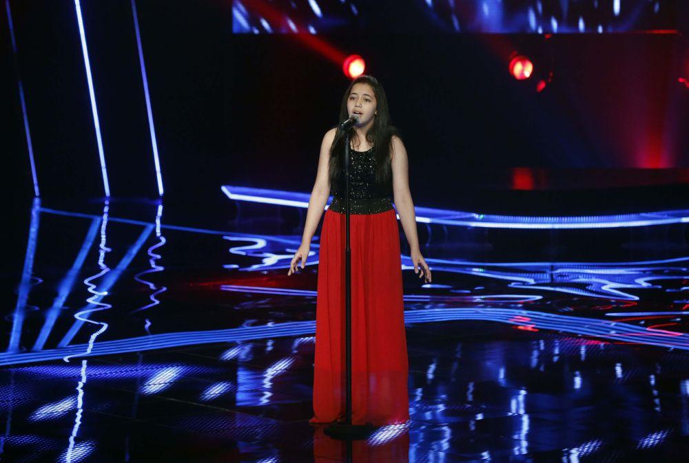 resized_MBC1 & MBC MASR the Voice Kids S1 - Blind 5 - Nancy's team - Farah Al Mouji