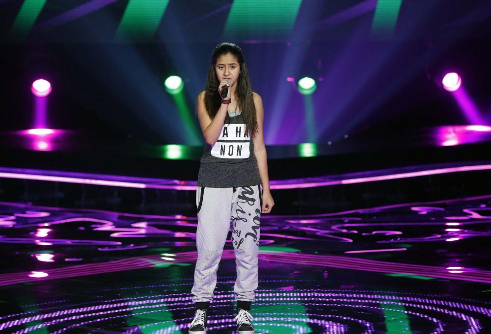 resized_MBC1 & MBC MASR the Voice Kids S1 - Blind 5 - Tamer's team - Hafsa Zekri