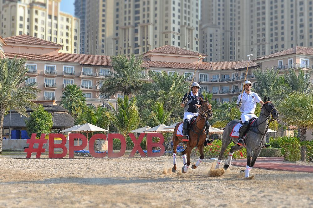 resized_Main 1. L to R - International polo players Ariel Ponzi and Maxi Malacanza launch BPCD 2016