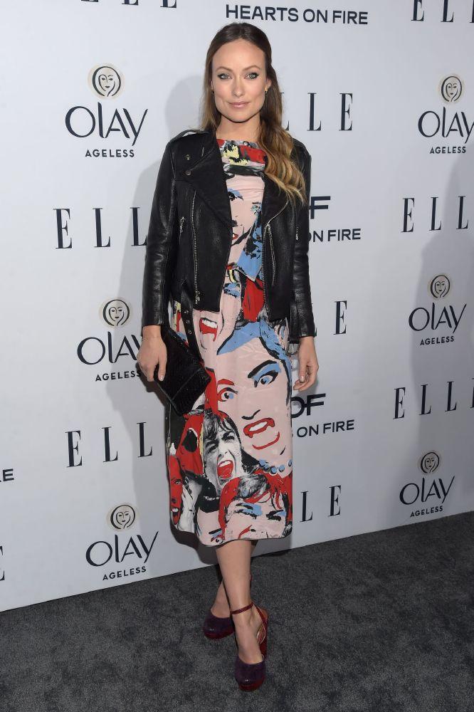 resized_Olivia Wilde - Elle 6th Annual Women Dinner