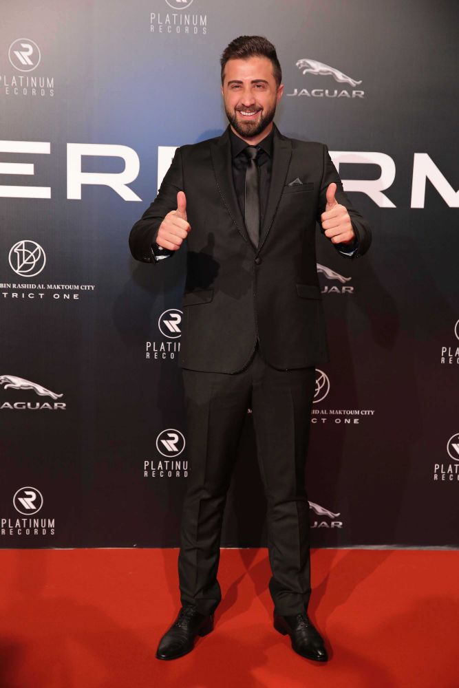 resized_Platinum Gala Event- Red Carpet- Abd Elkarim Hamdan