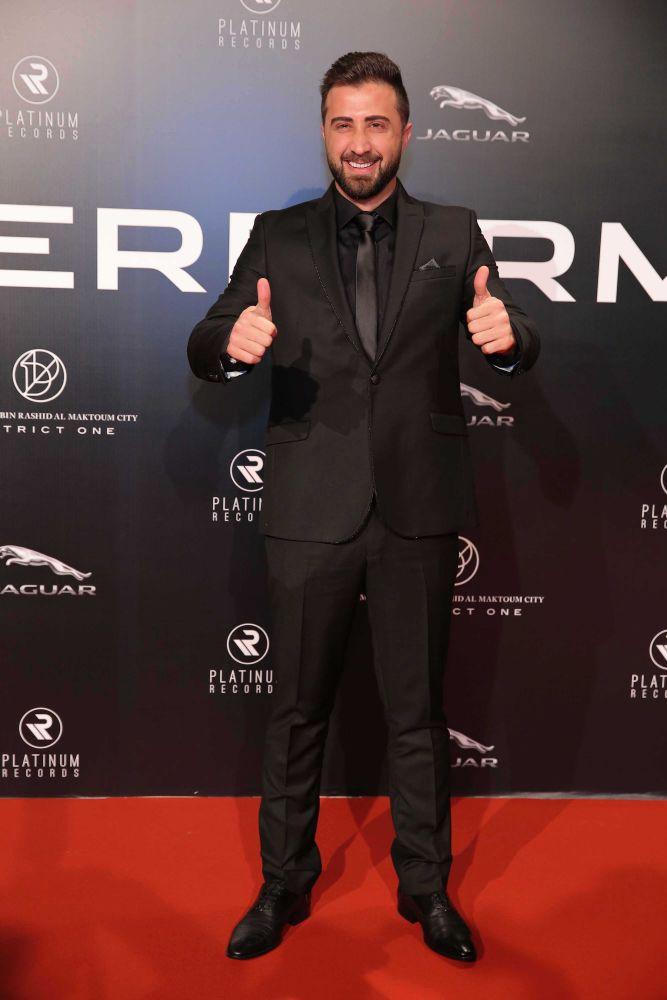 resized_Platinum Gala Event- Red Carpet- Abd Elkarim Hamdan