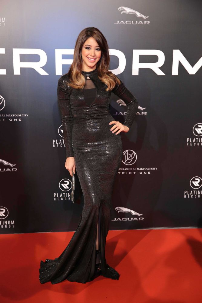 resized_Platinum Gala Event- Red Carpet- Aseel Omran
