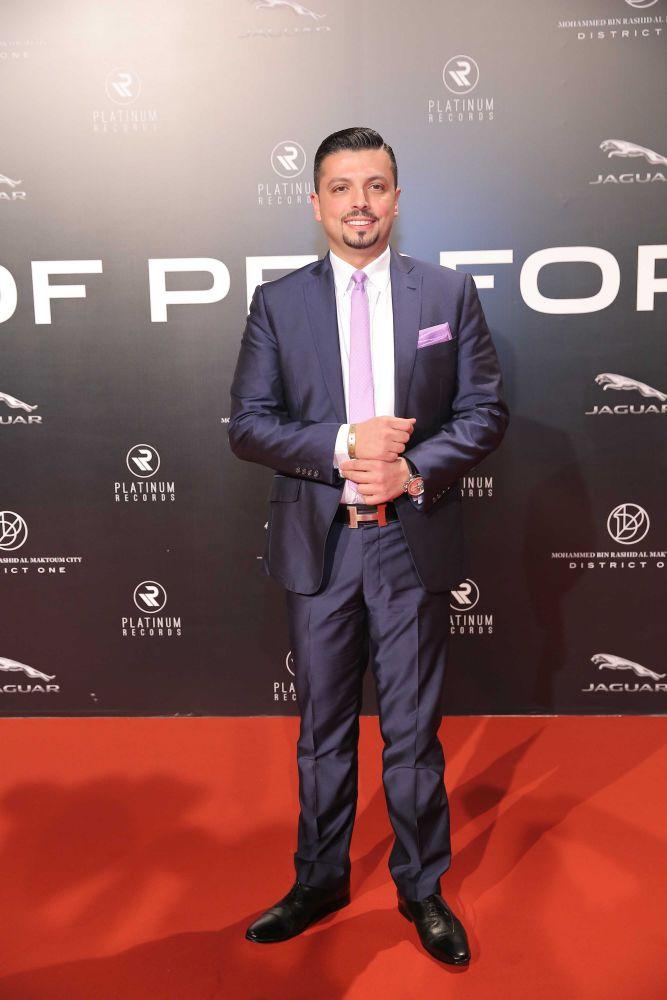 resized_Platinum Gala Event- Red Carpet- Dr. Majd Naji