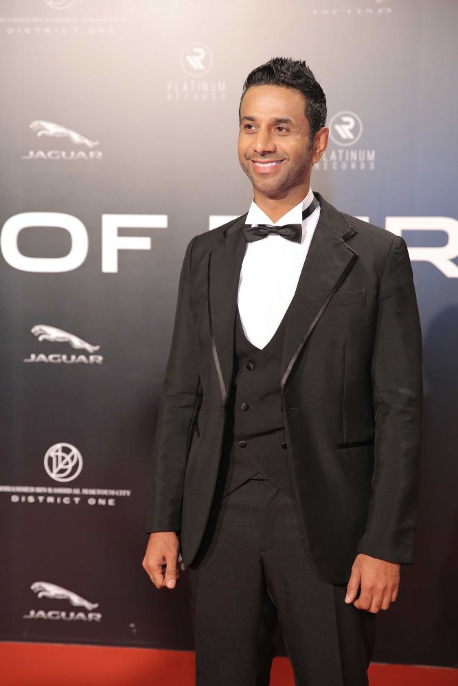resized_Platinum Gala Event- Red Carpet- Fayez Al Saeed