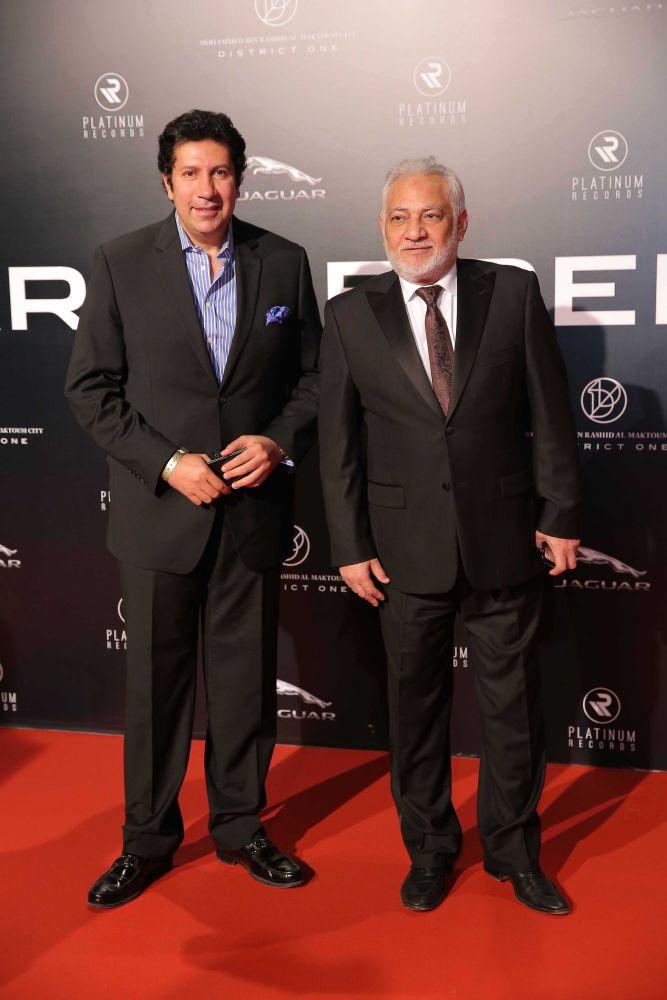 resized_Platinum Gala Event- Red Carpet- Hani Ramzi & Sameh Sureity