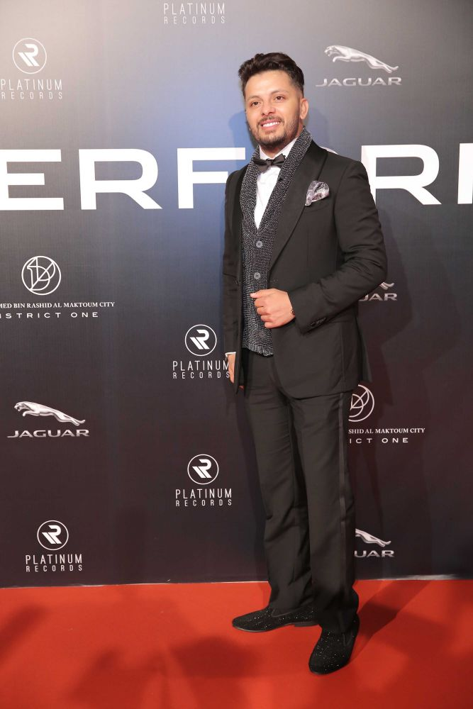 resized_Platinum Gala Event- Red Carpet- Hatem Amor