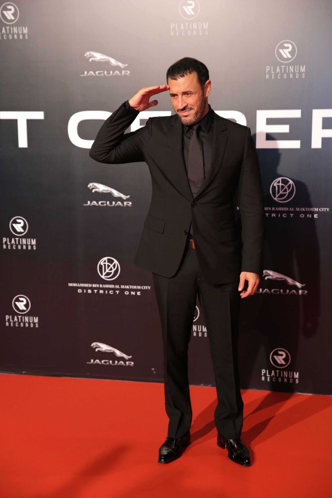 resized_Platinum Gala Event- Red Carpet- Kadim Al Sahir 2