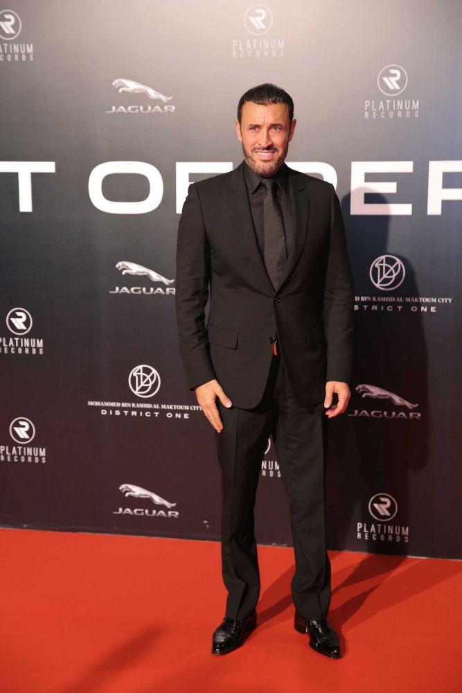 resized_Platinum Gala Event- Red Carpet- Kadim Al Sahir 3