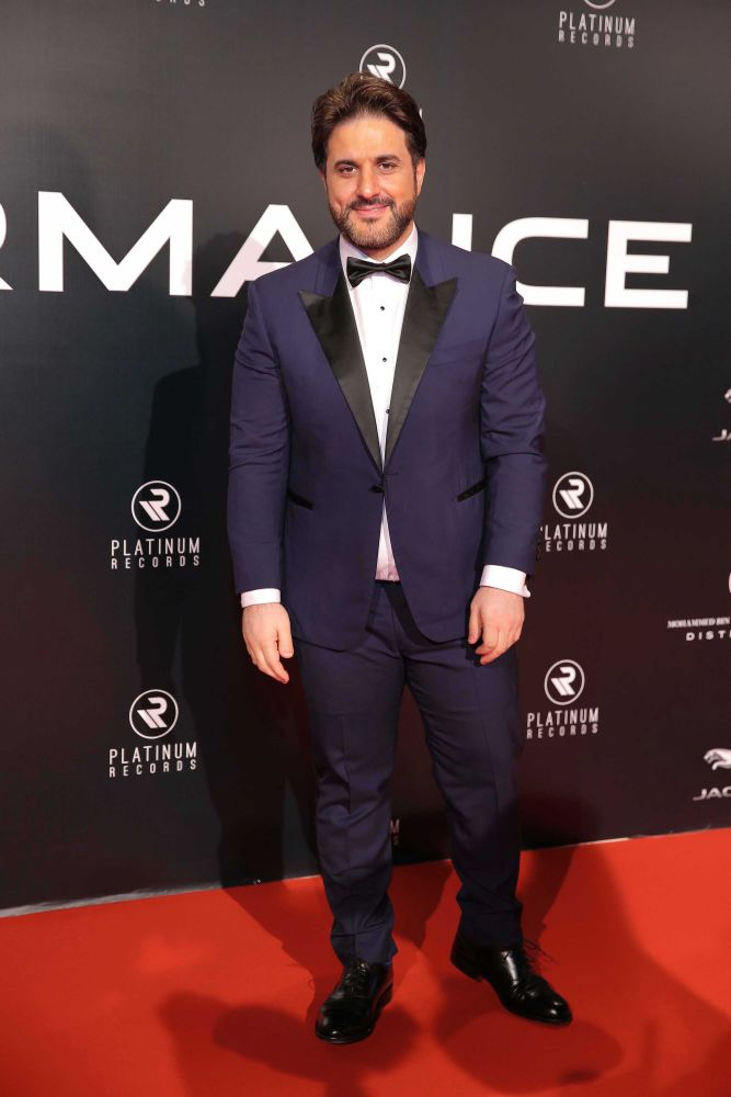 resized_Platinum Gala Event- Red Carpet- Melhem Zein