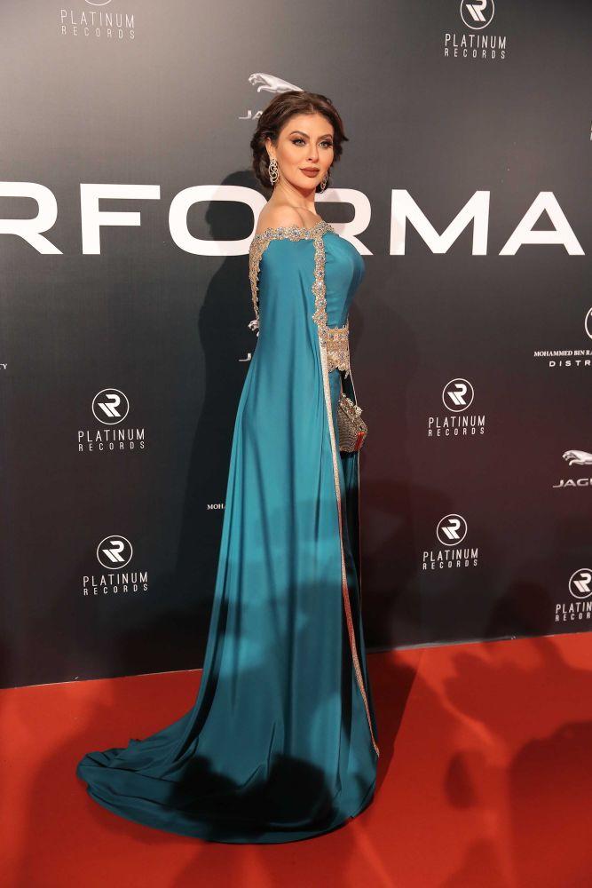 resized_Platinum Gala Event- Red Carpet- Meriam Husein