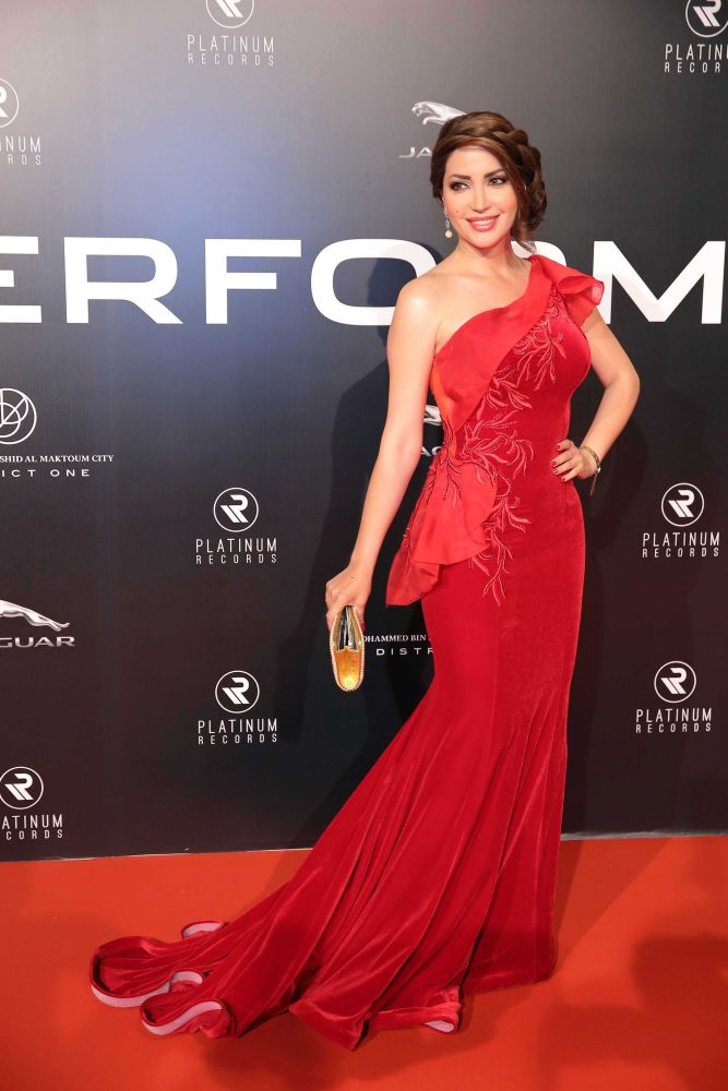 resized_Platinum Gala Event- Red Carpet- Nisreen Tafesh