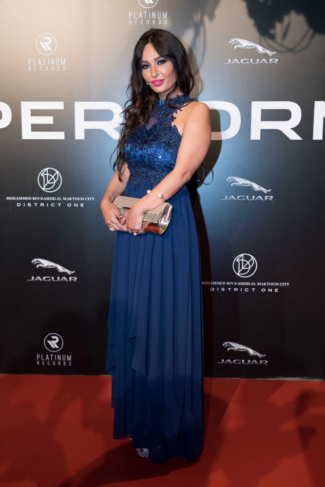 resized_Platinum Gala Event- Red Carpet- Rawaa Yasin