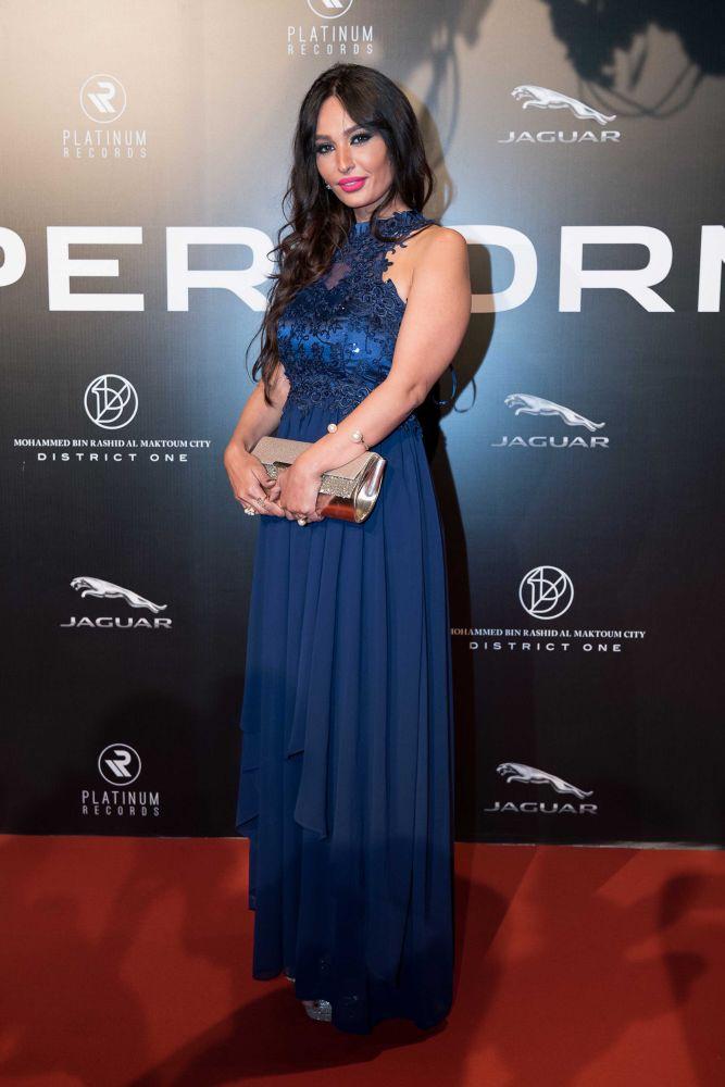 resized_Platinum Gala Event- Red Carpet- Rawaa Yasin