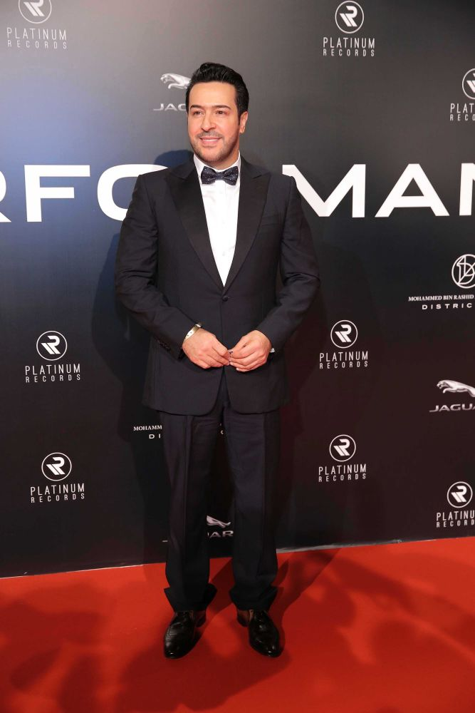 resized_Platinum Gala Event- Red Carpet- Rida Al Abdalla