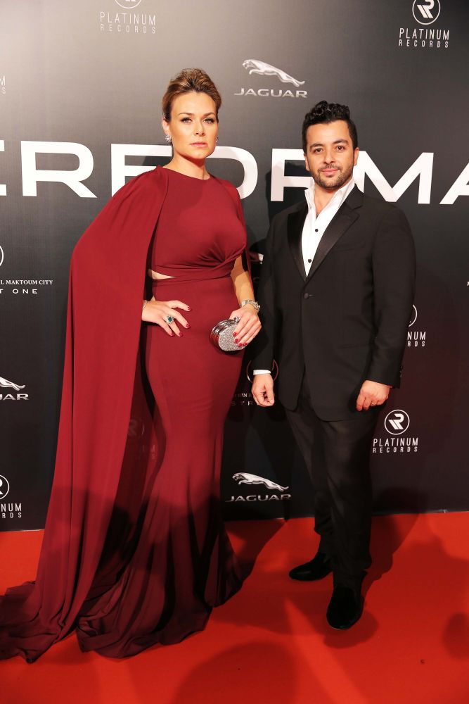 resized_Platinum Gala Event- Red Carpet- Taymoor Marmarchi & wife
