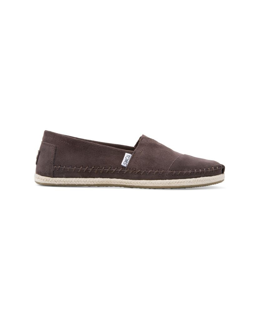 resized_Toms - Chocolate Broen Suede Men's Classics - AED 349 at SIVVI.com