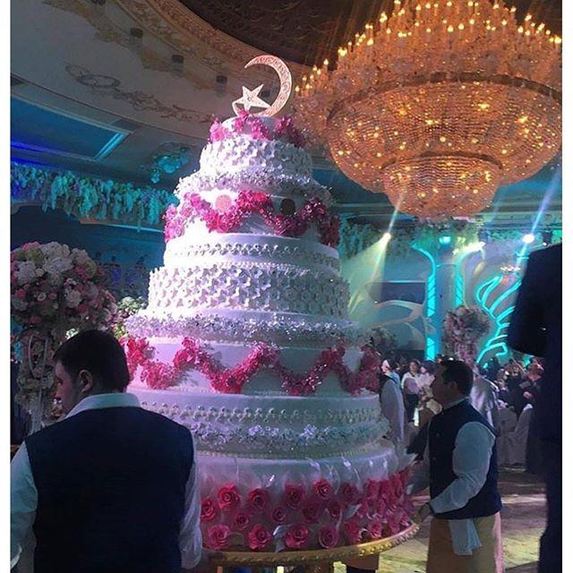 ملياردير روسي يكلف حفل زفاف ابنه مليار دولار (1)