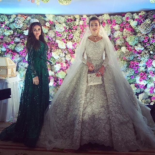 ملياردير روسي يكلف حفل زفاف ابنه مليار دولار (15)