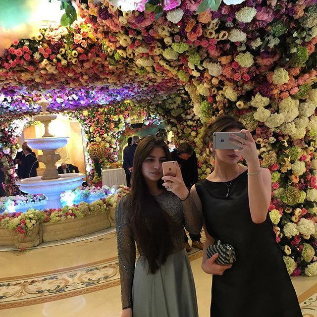 ملياردير روسي يكلف حفل زفاف ابنه مليار دولار (17)