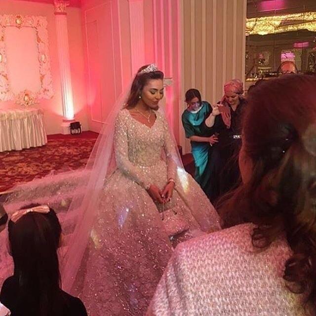 ملياردير روسي يكلف حفل زفاف ابنه مليار دولار (3)