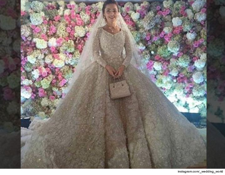 ملياردير روسي يكلف حفل زفاف ابنه مليار دولار (7)