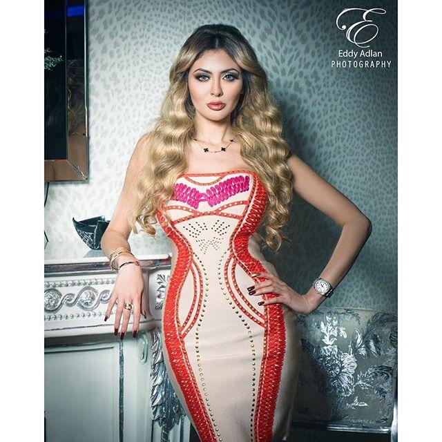 مريم حسين تثير الجدل بترشحها لملكة جمال الفنانات الخليجيات