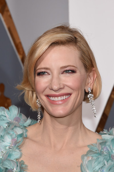 Cate+Blanchett+Chandelier+Earrings+Diamond+tiffany