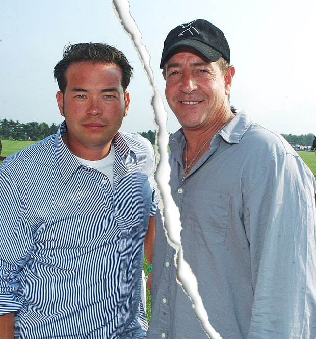 Jon Gosselin and Michael Lohan