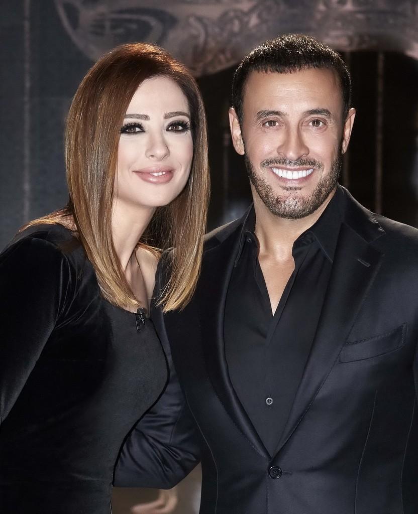 MBC1 Al Mataha - Wafaa El Kilany & Kadim E0l Sahir (1)