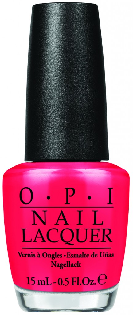 OPI - Women's Day - OPI Red - AED 49