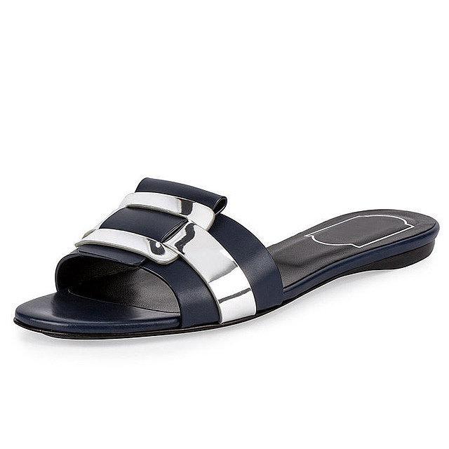 Roger-Vivier-Pilgrim-Jour-Leather-Flat-Slide-Sandal-625