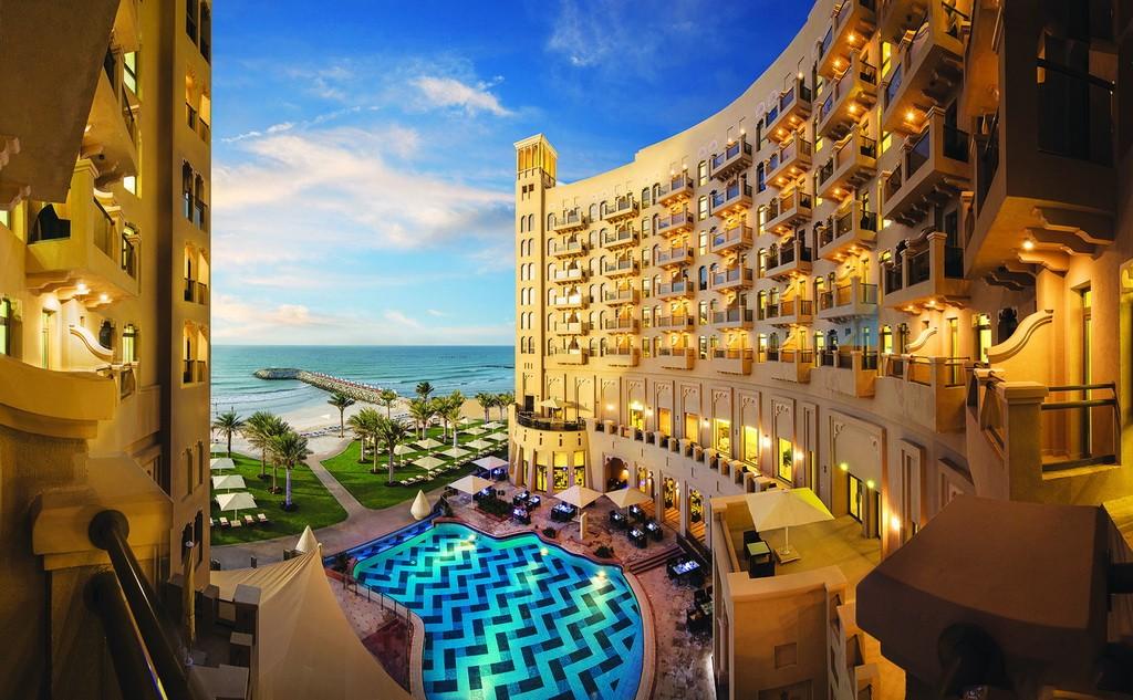 The Ajman Palace Hotel0