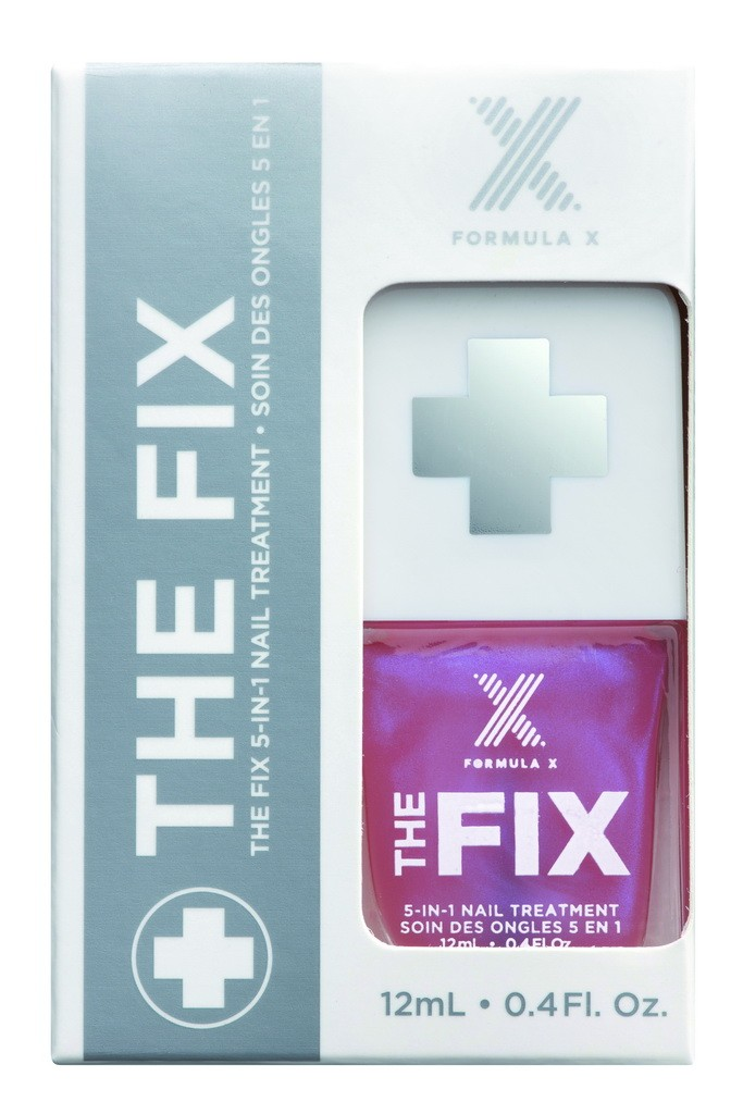 The Fix Nail Treatment Box - AED 59