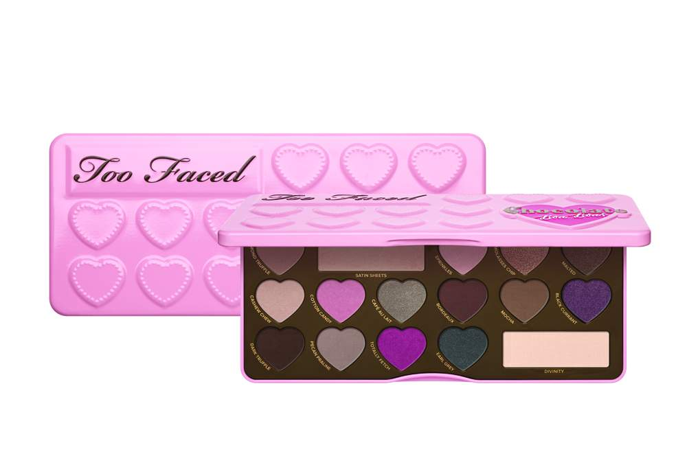 Too Faced Chocolate Bon Bons Eyeshadow Palette - AED 242