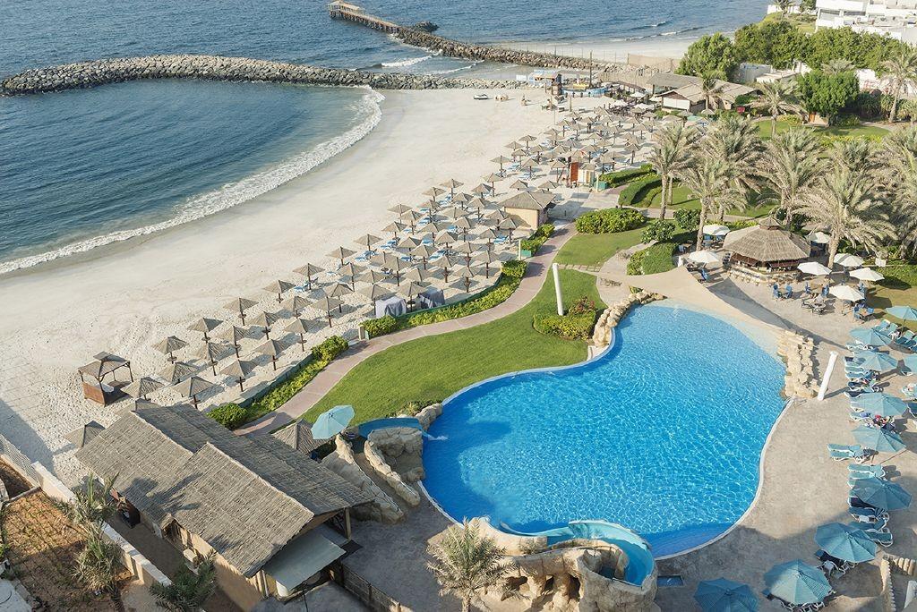 resized_Coral Beach Resort Sharjah - Pool