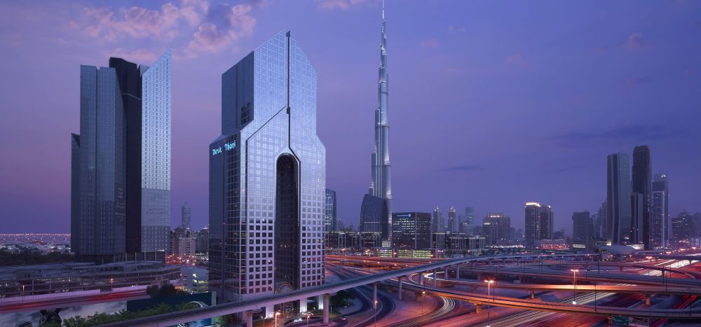 resized_Dusit Thani Dubai - Exterior