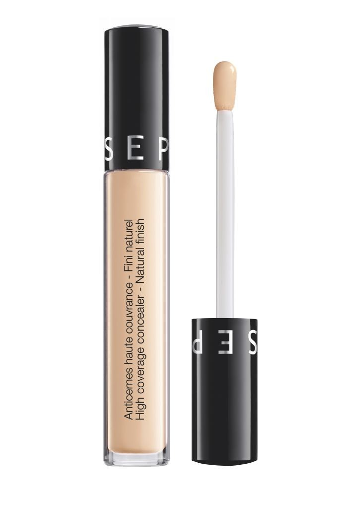 resized_High Coverage Concealer T6 Light Beige - AED 79