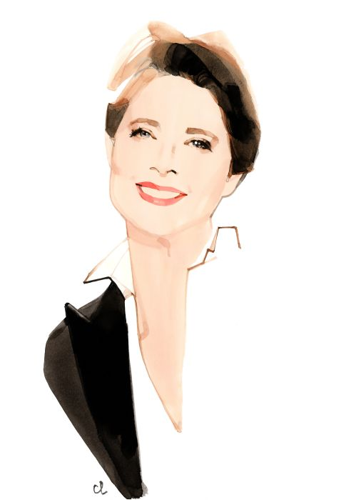 resized_Isabella Rossellini - (c) Marc-Antoine Coulon for Lancôme