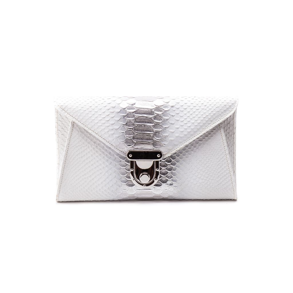 resized_Mia Clutch in Silver White_AED 3200
