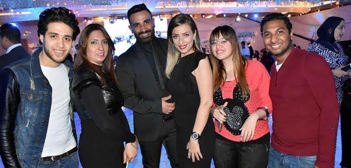 احمد سعد يعود وريم البارودي  (3)