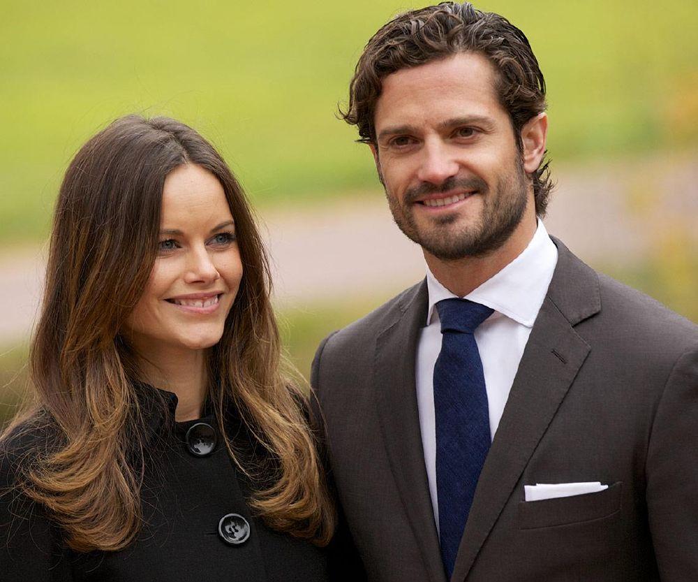 الأمير كارل فيليب وزوجته الأميرة صوفيا (3)