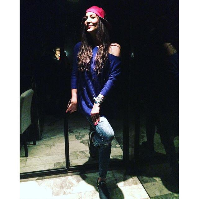 الراقصة المغربية نور (4)